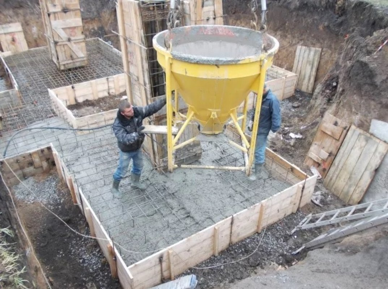 бетон назрани
